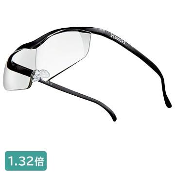 Hazuki ハズキルーペラージ クリアレンズ1.32倍 黒(2017年) Hazuki2017LargeBRCL-BK1.32