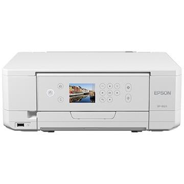 EPSON A4カラーIJ複合機/多機能/Wi-Fi/両面/2.7型 EP-812A