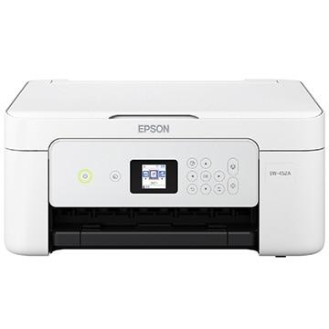 エプソン A4カラーインクジェット/多機能/Wi-Fi/1.44型 EW-452A