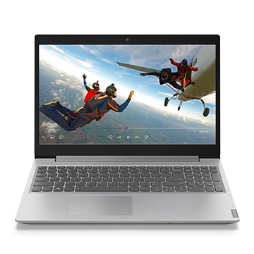 Lenovo ideapad L340(15.6/3200U/4GB/256GB/Win10Home/プラチナグレー) 81LW00DJJP