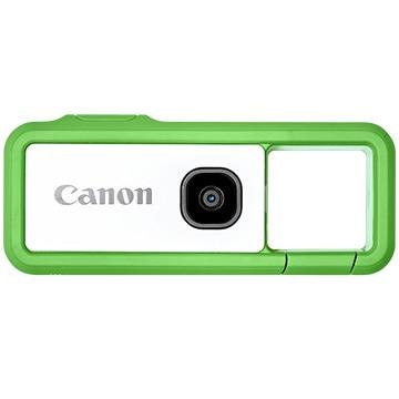 キヤノン デジタルカメラ iNSPiC REC FV-100 GREEN FV-100-GN