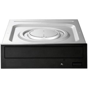 I-ODATA DVD-R 24倍速書込対応 内蔵DVDドライブ ブラック DVR-S24ET3K