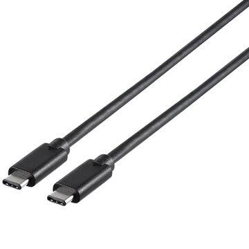 バッファロー USB3.1 Gen1ケーブル(C-C) 1.5m ブラック BSUCC31115BK
