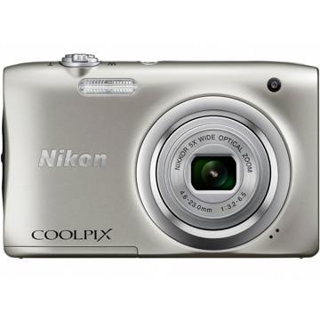 ニコン デジタルカメラ COOLPIX A100 シルバー COOLPIXA100SL