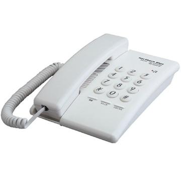 ノーザンブルー ベーシック電話機 (ホワイト) NB-2000WH