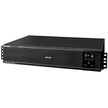 オムロン ソーシアルソリューションズ UPS 常時インバータ/1KVA/800W/ラックマウント BU100RS