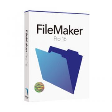【送料無料】ファイルメーカー FileMaker Pro 16 HL2B2J/A HL2B2J/A