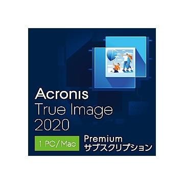 【送料無料】Acronis Acronis True Image Premium Subscription 1 Computer(DL版) THPASLLOS
